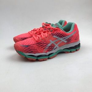 ASICS Gel Nimbus Running Shoes FluidRide FluidFit